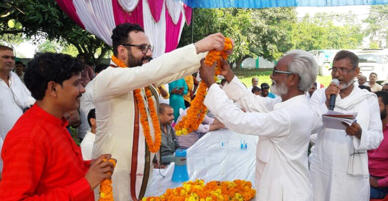 Support given to Jawahir Chaurasia in the main election